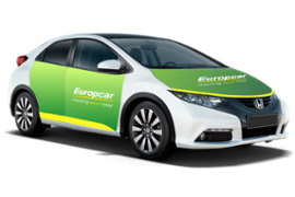 HONDA CIVIC 1.5 EUROPCAR BRANDED